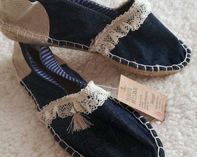 Women's Espadrilles & wedges, Handmade shoes, Espadrilles, espadrilles, Moccasins, sandals, women's shoes, women's Slip Ons, Custom Espadrilles