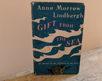 Gift from the Sea - Anne Morrow Lindbergh - First Edition (1955)