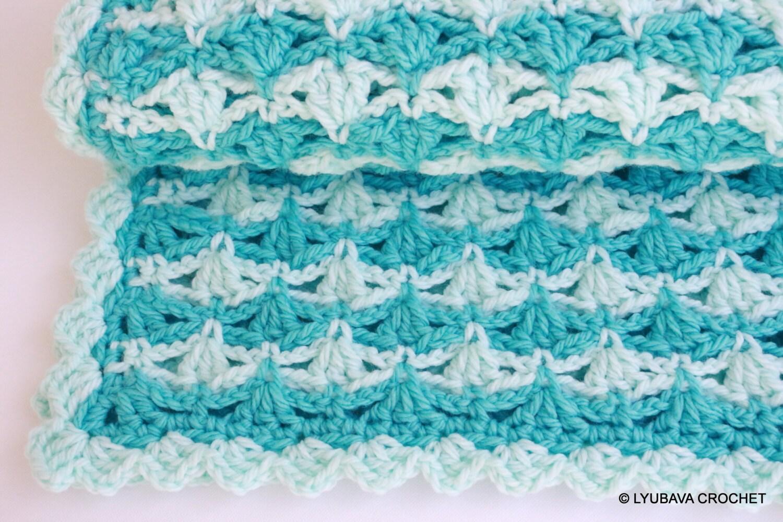 Crochet baby blanket pattern super chunky blanket crochet zoom dt1010fo