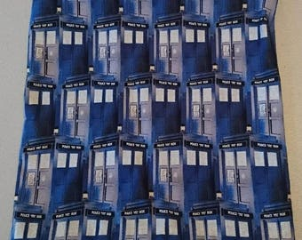 Doctor Who Tardis cuchion cover #2