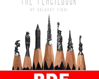 The Pencilbook - Digital PDF version