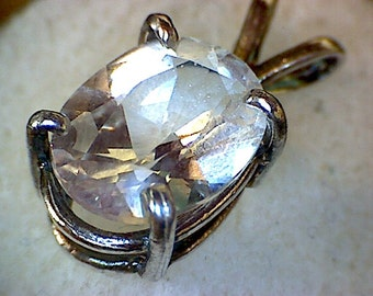 Beautiful Colorado Topaz Pendant