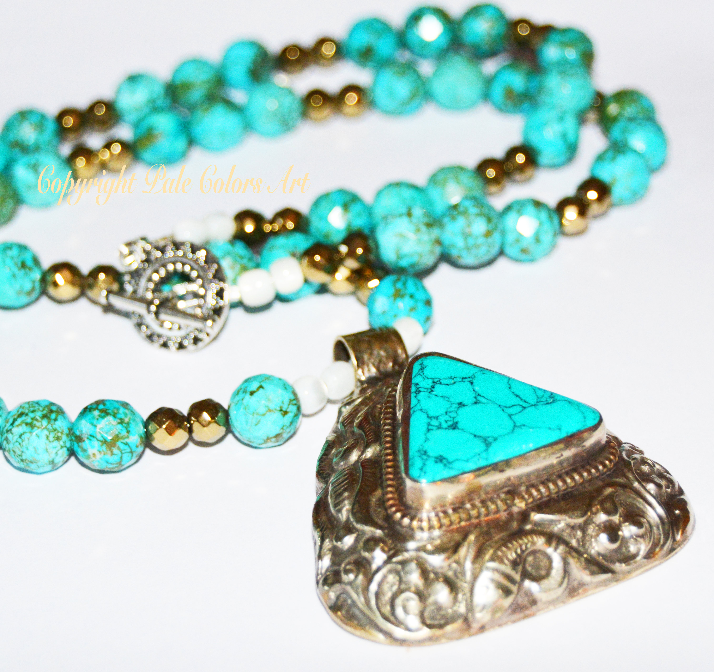 ethnic nepali turquoise b coral carve nepalese tibetan jewelry photos necklace flickr