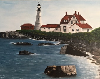Cape Elizabeth in Maine