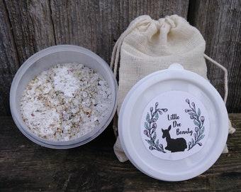Rosemary Chamomile Bath Soak - Epsom Bath Soak
