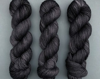 Stonewash; independent, hand-dyed yarn