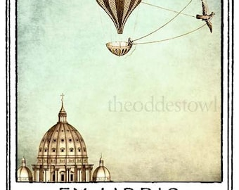 Over the Dome Bookplates (Personalized or Blank)
