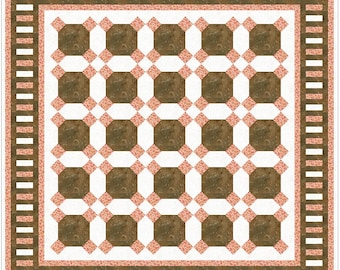 """HODGE PODGE 2 - 59""""- Quilt-Addicts Pre-cut Quilt Kit or Finished Quilt Double size"""