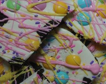 Easter Cookie Bark
