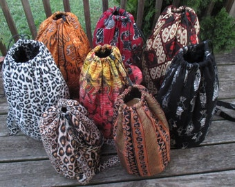Custom Shekere Bags (Small, Medium or Large)