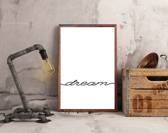 Dream Print.