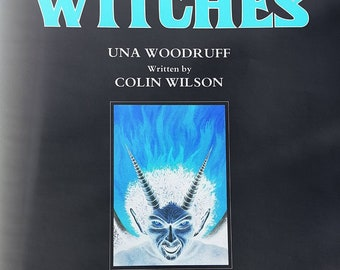 Vintage Occult Book: Witches