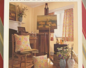 LAURA ASHLEY Vintage 1985 Home Decoration/Furnishings Catalogue   RARE