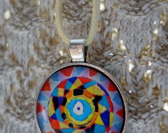 Necklace Pendant The Eye