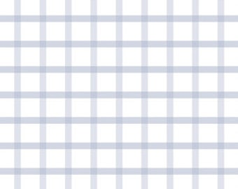 neutral baby bedding-watercolor crib sheet- gingham baby bedding-mini crib sheet / blue changing pad cover- periwinkle crib bedding- gingham