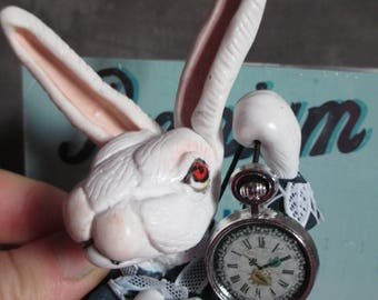 The rabbit from Alice