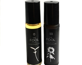 The FOOL Intention Oil (Alpha and Omega)