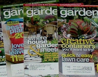 GARDENING - How To Bring Your GARDEN To LIFE - 2009