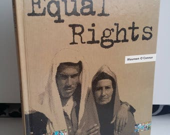Equal Rights (What Do We Mean by Human Rights?) By Maureen O'Connor (1997) Vintage Hardback