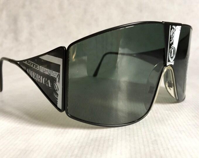 "Alpina Talking Glasses ""Black Friday"" Vintage Sunglasses NOS including Original Packaging"