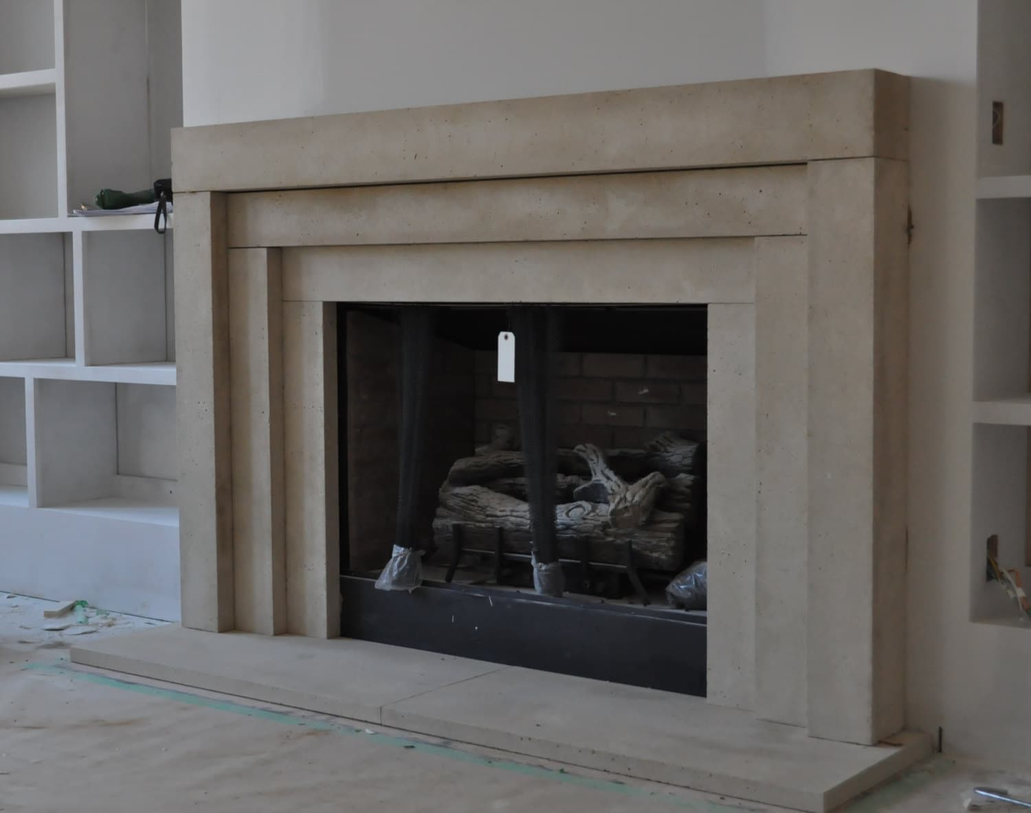c stone mantels mantel omega fireplace gallery cast