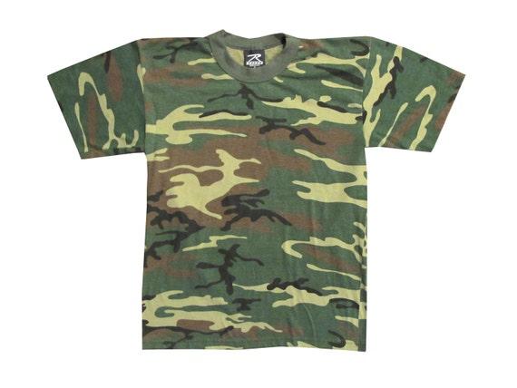 Rothco Camouflage T-Shirt