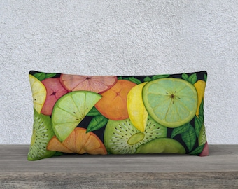 Tutti Fruiti Pillow Case