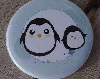 Magnet magnet series animal Penguin 56mm