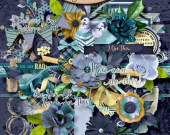 Digital Scrapbooking, Elements: Bring It On