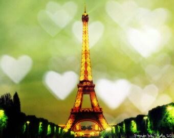 Je Te Adore, Paris Fine Art Photograph
