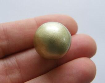 1 Matt gold harmony chime ball angel caller wish box ball CT154