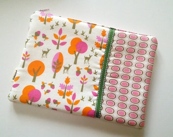 Fabric iPad Mini Case / iPad mini Cover / Bambi Tablet case / Ipad Mini sleeve