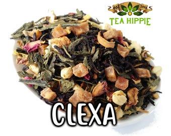 50g Clexa - Loose Green Tea (The 100 Inspired)