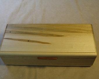 Ambrosia Maple and Maple Jewelry Box - LB 69