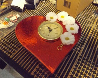 wizard of oz tinmans beating heart clock/with beating heart.