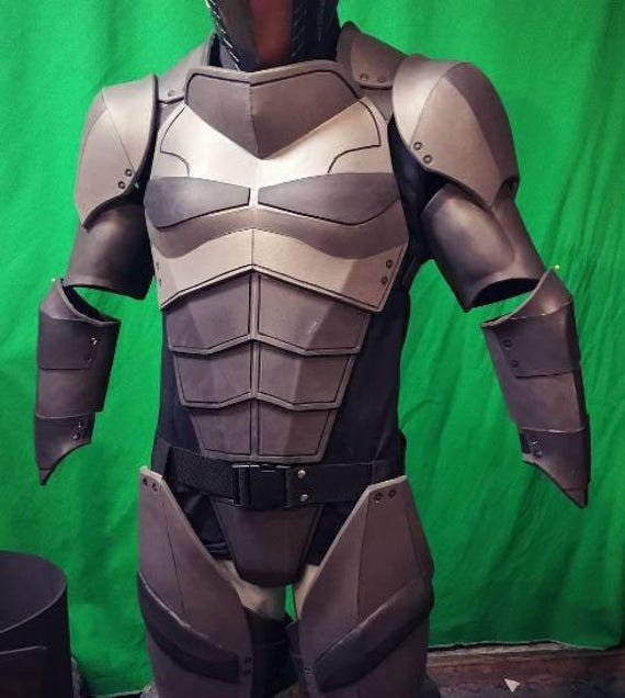 Deathstroke armor template gallery template design ideas for Deathstroke armor template