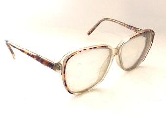 Vintage glasses retro glasses Tortoiseshell glasses Clear glasses Brown glasses Granny glasses hipster glasses grandma glasses