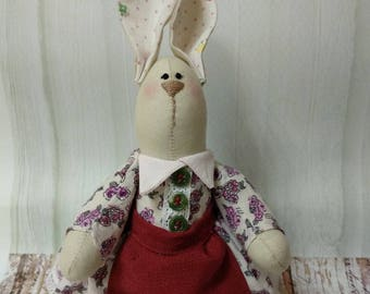 Exclusive handmade soft toy from ukraine