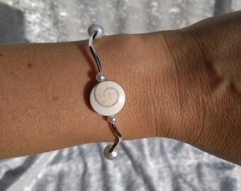 """Bracelet """"eye of Saint Lucia."""