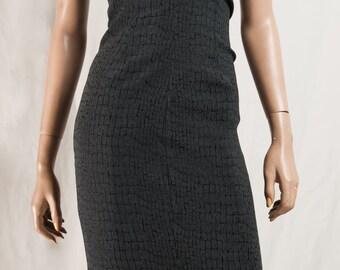 Woman Strapless Dress