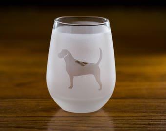 Harrier Custom Wine Glass Set