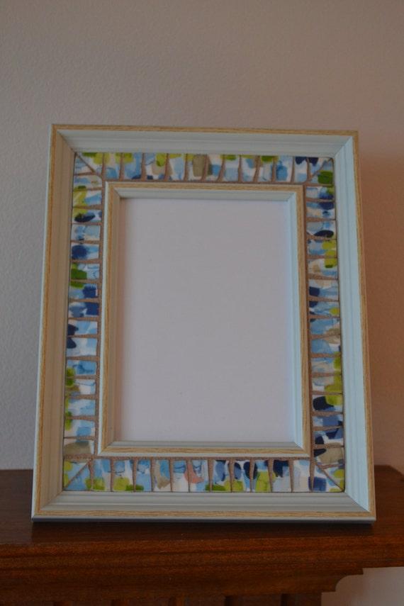 Beste Picture Frame Recycled Materials Fotos - Badspiegel Rahmen ...