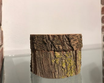 Tree Ring Box