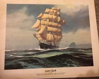 Set of 7 prints by Tom Hoyne