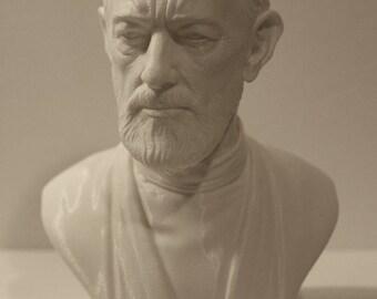 Obi-Wan Kenobi Bust 3D print