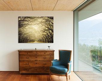 Rustic Canvas Art, Large Wall Art, Canvas Rustic Decor, Large Canvas Wall  Art