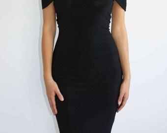 Bella Midi Bodycon Dress