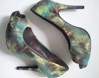 Galaxy High Heels...
