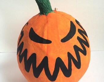 Jack-o-lantern Pinata Halloween Pinata Pumpkin Pinata Halloween Party Game Halloween Party Decor