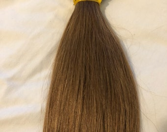 6c color Microlinks hair extensions